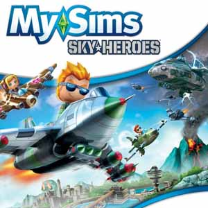 Buy MySims Sky Heroes Xbox 360 Code Compare Prices