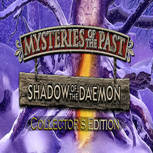 Mysteries of the Past Shadow of the Daemon Collectors Edition