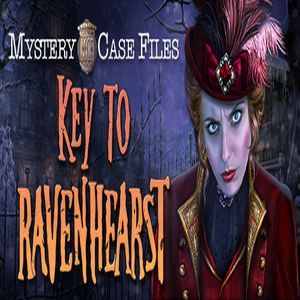 Mystery Case Files Key to Ravenhearst Collectors Edition