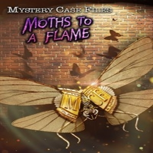 Mystery Case Files Moths to a Flame