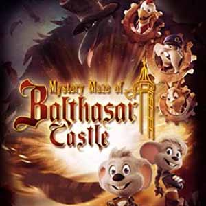 Buy Mystery Maze Of Balthasar Castle CD Key Compare Prices