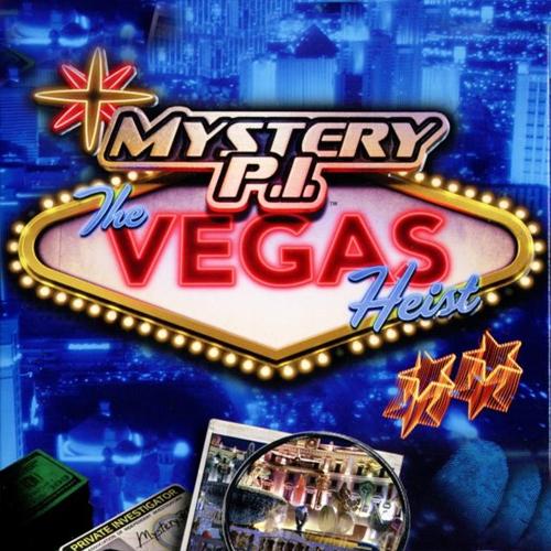 Mystery PI The Vegas Heist
