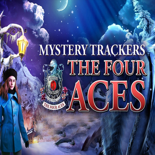 Mystery Trackers Four Aces