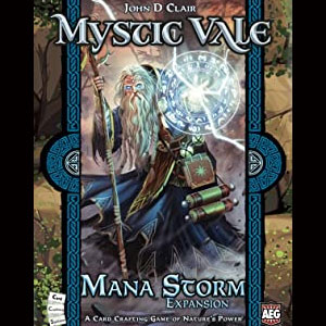 Buy Mystic Vale Mana Storm CD Key Compare Prices