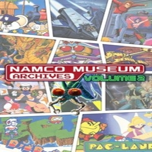 Buy Namco Museum Archives Vol. 2 PS4 Compare Prices