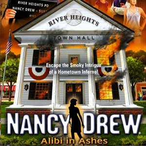 Buy Nancy Drew Alibi In Ashes CD Key Compare Prices