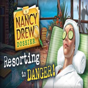 Nancy Drew Dossier Resorting to Danger