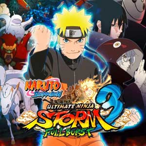 Buy NARUTO SHIPPUDEN Ultimate Ninja STORM 3 Full Burst PS4 Compare Prices