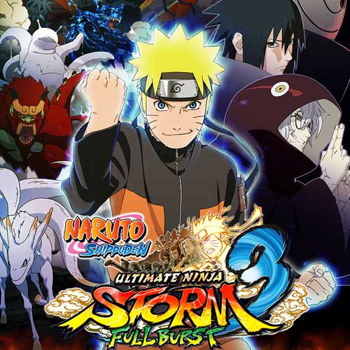 Buy Naruto Shippuden Ultimate Ninja Storm 3 Full Burst PS3 Game Code Compare Prices