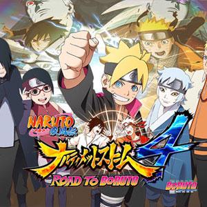 Naruto Shippuden Ultimate Ninja Storm 4 Road to Boruto DLC