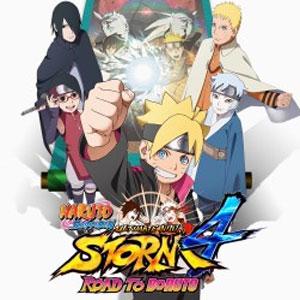 NARUTO SHIPPUDEN Ultimate Ninja STORM 4 ROAD TO BORUTO Early Unlock Pack