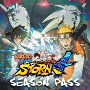 Buy Naruto Shippuden Ultimate Ninja Storm 4 Season Pass CD Key Compare Prices