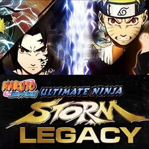 Buy Naruto Shippuden Ultimate Ninja Storm Legacy Xbox One Code Compare Prices