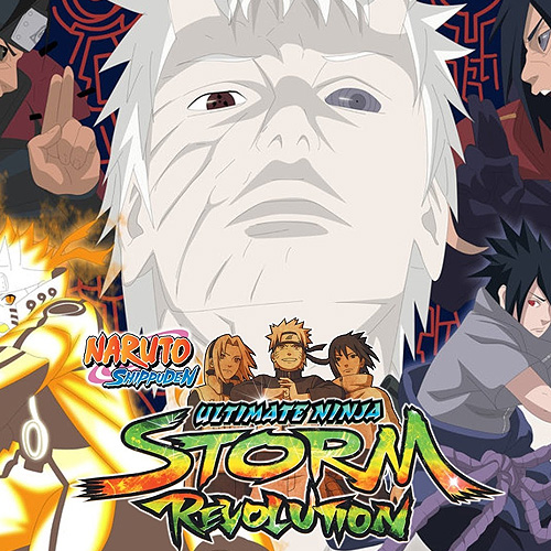Buy Naruto Shippuden Ultimate Ninja Storm Revolution PS3 Game Code Compare Prices