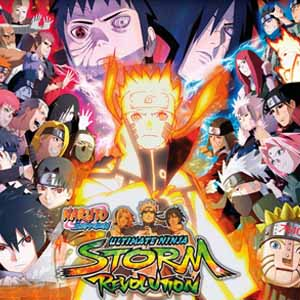 Buy Naruto Shippuden Ultimate Ninja Storm Revolution Rivals Edition Xbox 360 Code Compare Prices