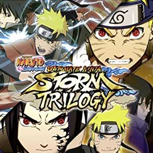 Buy Naruto Shippuden Ultimate Ninja Storm Trilogy PS4 Compare Prices