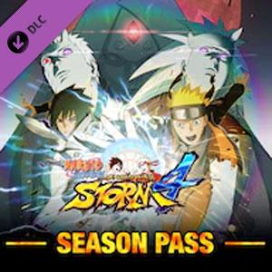 NARUTO STORM 4 Season Pass