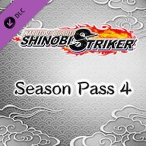 NARUTO TO BORUTO SHINOBI STRIKER Season Pass 4