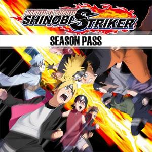 Buy Naruto to Boruto Shinobi Striker Season Pass PS4 Compare Prices
