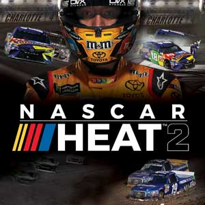Buy NASCAR Heat 2 PS4 Game Code Compare Prices