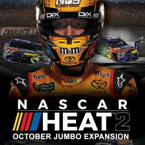 Buy NASCAR Heat 2 October Jumbo Expansion CD Key Compare Prices