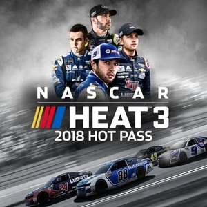 NASCAR Heat 3 2018 Hot Pass