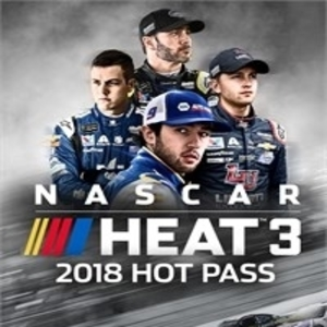 NASCAR Heat 3 2018 Hot Pass