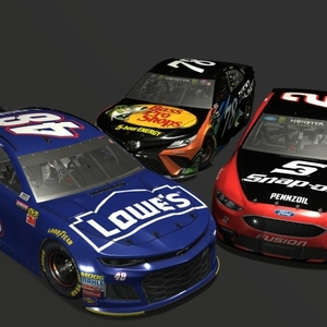 NASCAR Heat 3 December Pack