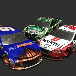 NASCAR Heat 3 November Pack