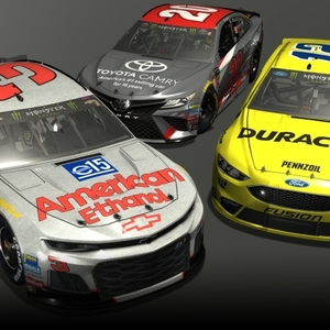 NASCAR Heat 3 October Pack