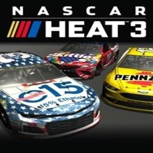 NASCAR Heat 3 September Pack