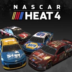 NASCAR Heat 4 September Pack