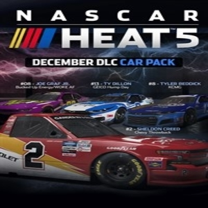 Buy NASCAR Heat 5 December Pack Xbox One Compare Prices