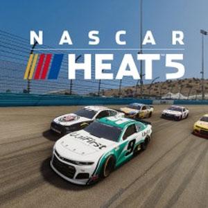 NASCAR Heat 5 July Pack