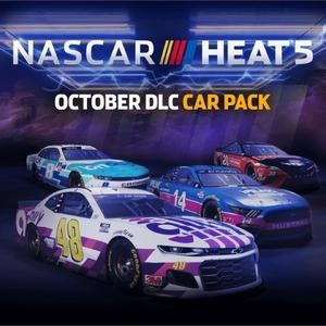 NASCAR Heat 5 October Pack