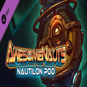 Nautilon Pod Awesomenauts Droppod