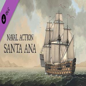 Naval Action Santa Ana