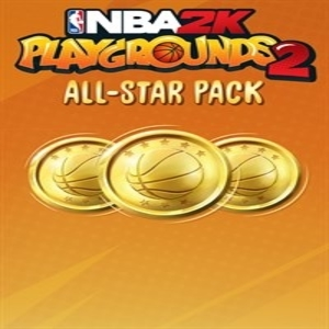 NBA 2K Playgrounds 2 All-Star Pack