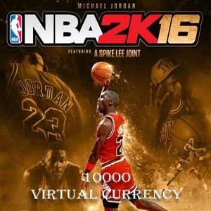 NBA 2K16 10000 Virtual Currency