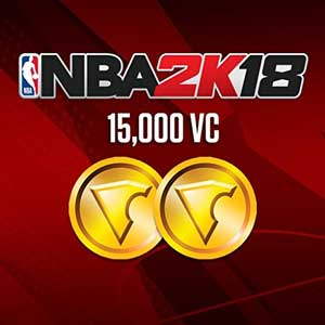 NBA 2K18 15000 VC