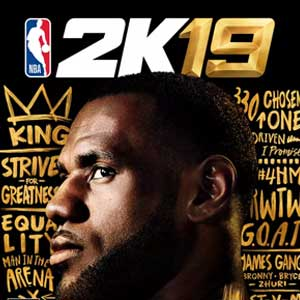 Buy NBA 2K19 PS4 Compare Prices