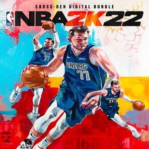 Buy NBA 2K22 Cross-Gen Digital Bundle PS5 Compare Prices