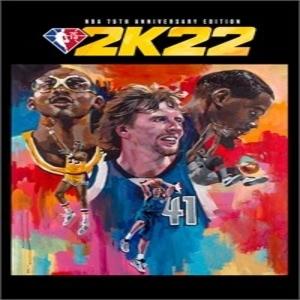 Buy NBA 2K22 NBA 75th Anniversary Edition Xbox Series Compare Prices