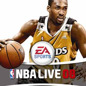 Buy NBA Live 08 Xbox 360 Code Compare Prices