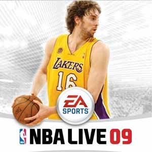 Buy NBA Live 09 Xbox 360 Code Compare Prices