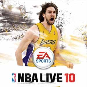Buy NBA Live 10 Xbox 360 Code Compare Prices