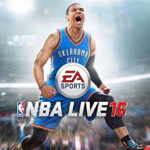Buy NBA Live 16 PS4 Game Code Compare Prices