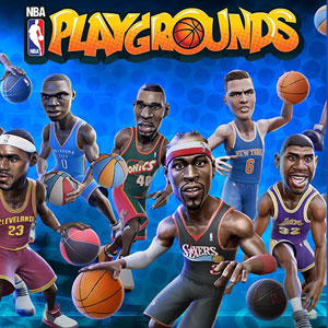 Buy NBA Playgrounds 2 CD Key Compare Prices