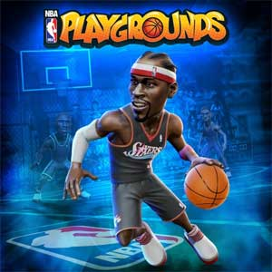 NBA Playgrounds Hot 'N Frosty