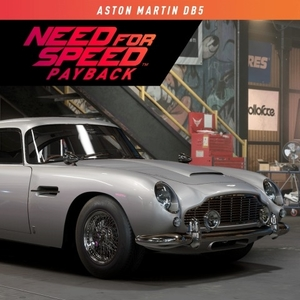 Need for Speed Payback Aston Martin DB5 Superbuild